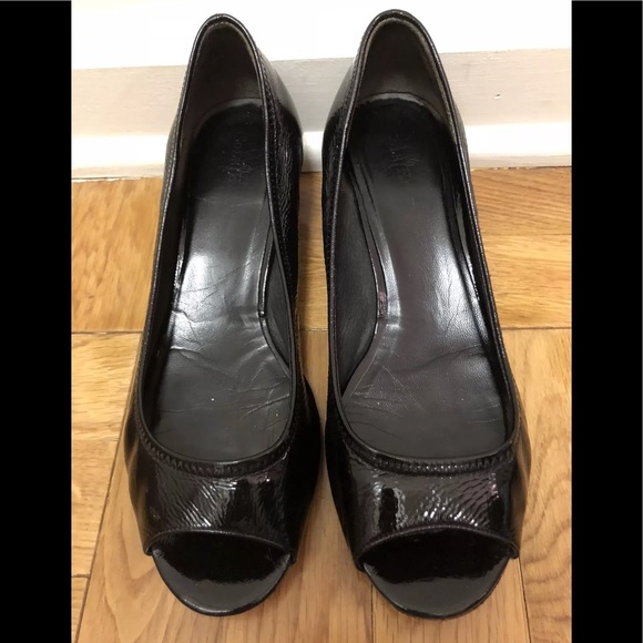 a4befdc26ab2 Cole Haan Shoes - Cole Haan Nike Air Black Tallot Wedges